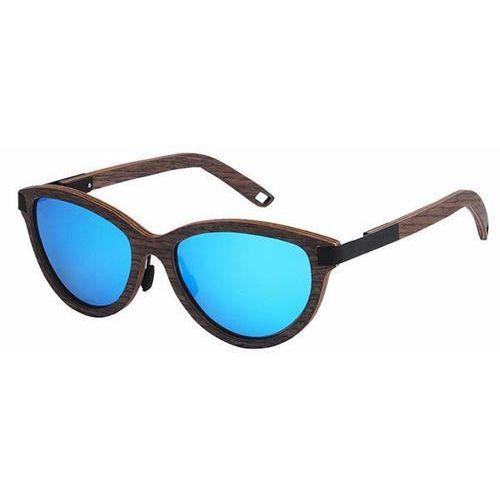 Oh my woodness! Okulary słoneczne dry tortugas polarized c2 ls2163
