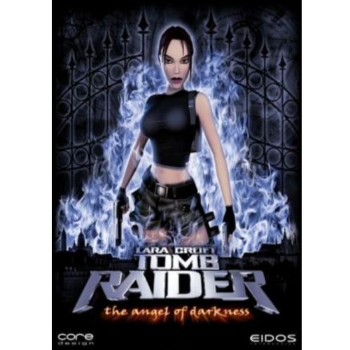 OKAZJA - Tomb Raider Angel of Darkness (PC)