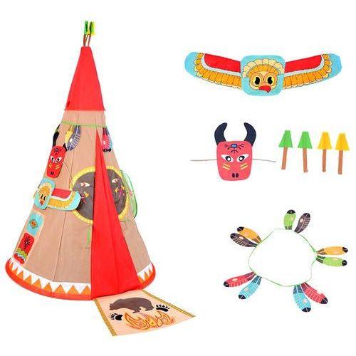 Kindersafe Domek dla dzieci tipi 1712 (5902921969303)