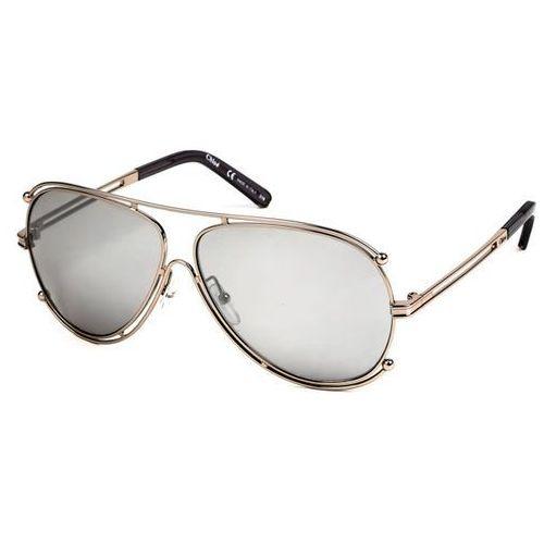 Okulary słoneczne ce 121s isidora 744 marki Chloe