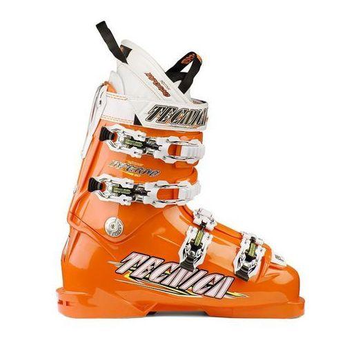 Buty narciarskie Diablo Inferno 90 Jr. Pomarańczowa/Biały 23.5