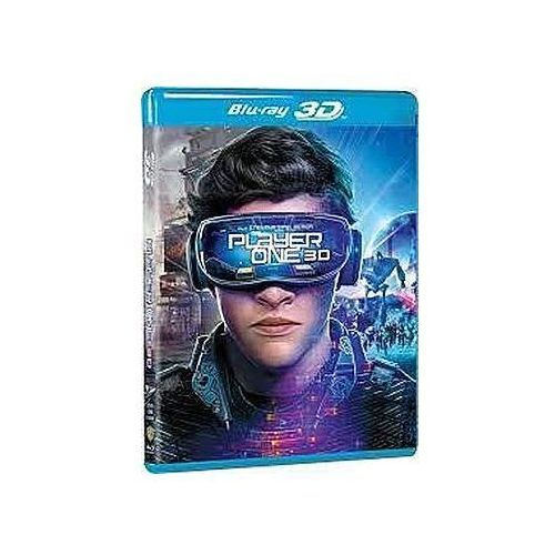PLAYER ONE (2BD 3-D) STEELBOOK (Płyta BluRay) (7321996349076)