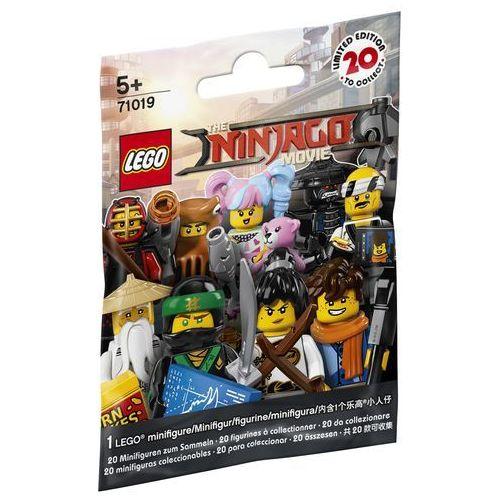 71019 - 1 SZT LOSOWO WYBRANEJ MINIFIGURKI Z SERII LEGO NINJAGO® MOVIE™ - BEZPŁATNY ODBIÓR: WROCŁAW!