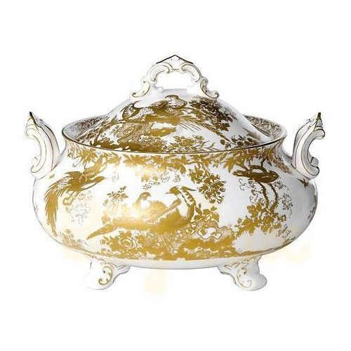 Royal crown derby gold aves waza 3,2l.