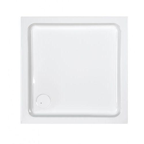 Sanplast Brodzik kwadratowy Free Line B/FREE 100x100x5+STB 100x100x5cm 615-040-1040-01-000