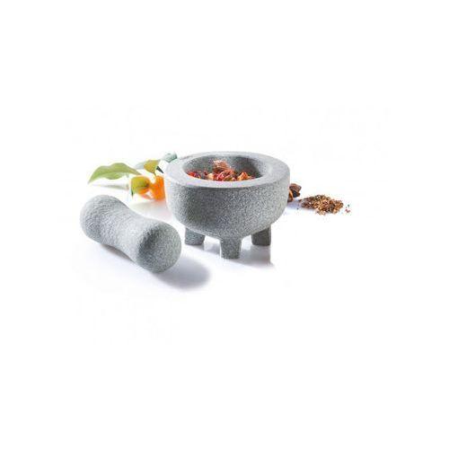 Gefu - granitowy moździerz crunchy, 10 cm gefu