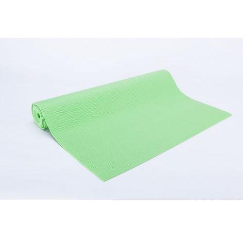 Mata do jogi, zielona 3mm. marki Fitjoga