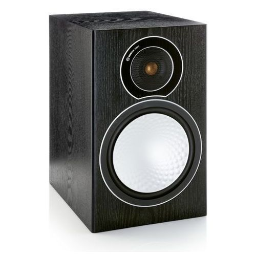 Monitor Audio Silver 2 Kolor: Czarny dąb