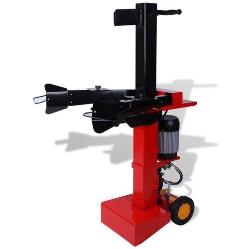 łuparka/rębak do drewna metalowa 8 ton marki Vidaxl
