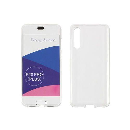 Huawei p9 lite mini - etui na telefon full body slim - biały marki Etuo full body slim