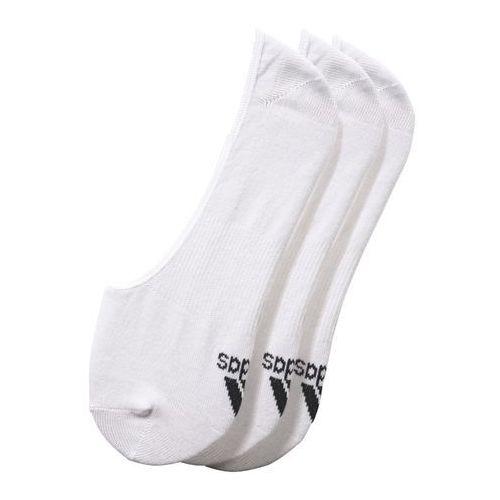Adidas Skarpety napiętki  invisible 3 pary - aa2306