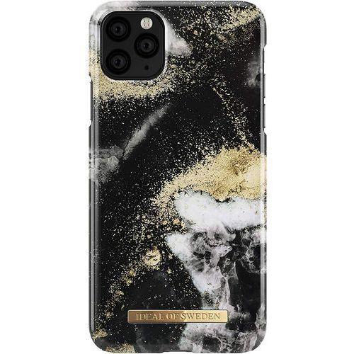 iDeal of Sweden Fashion Case Etui Obudowa do iPhone 11 Pro Max (Black Galaxy Marble), kolor czarny