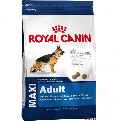 maxi adult 4kg marki Royal canin
