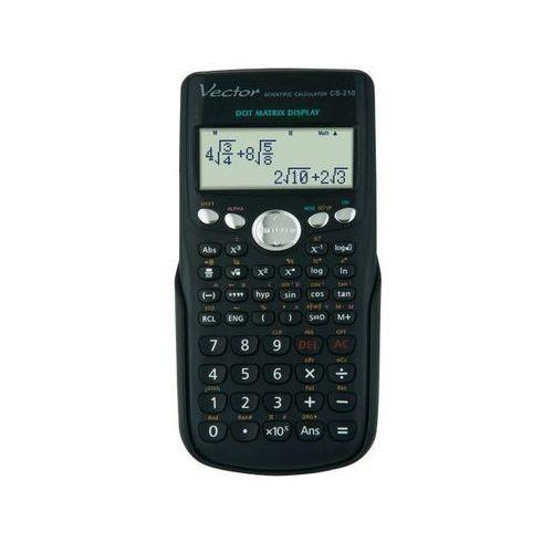 Kalkulator  cs-210 marki Vector - Dobra cena!