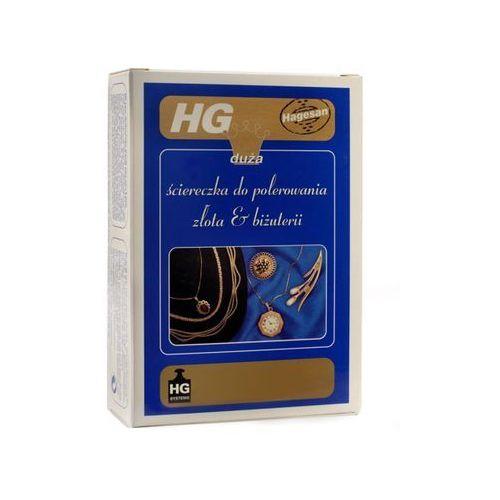 Hg ściereczka do polerowania złota 30x30 cm