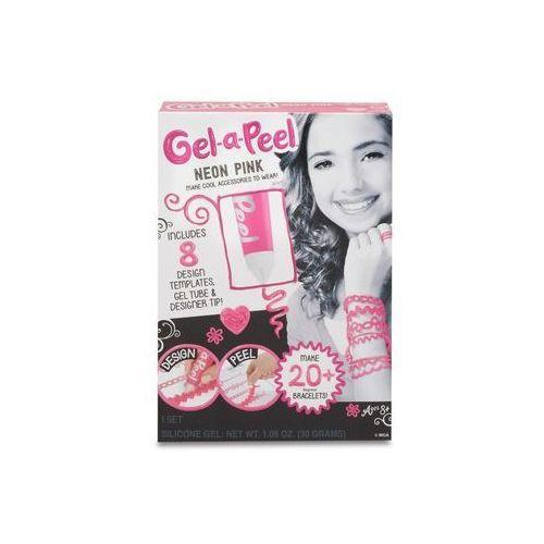 Gel-a-Peel Zestaw Podstawowy Neon Pink 518709