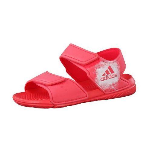Adidas performance buty na plażę/do kąpieli 'altaswim' pitaja / nakrapiany biały