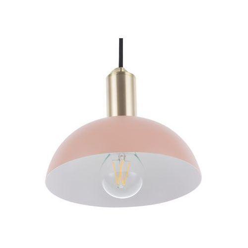 Lampa wisząca różowa TRONTO, kolor Różowy,