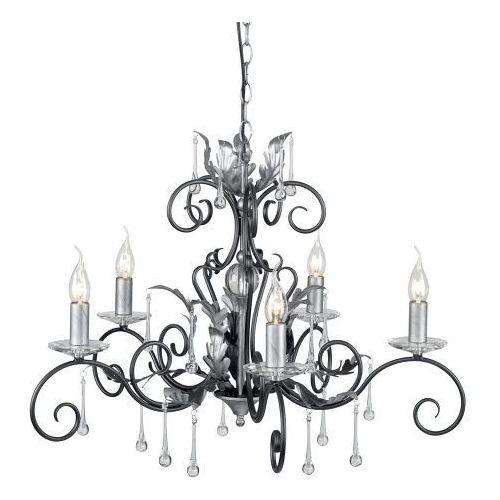 Elstead Amarilli black/silver sufitowa aml5 blk/silver 73cm czarny-srebrny