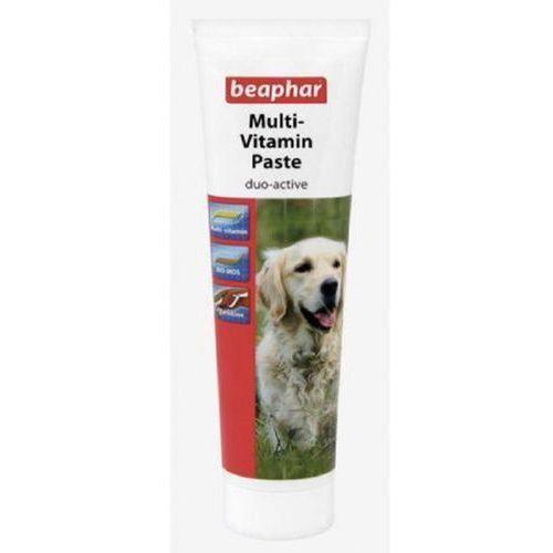 multi vitamin paste - pasta multiwitaminowa dla zdrowej skóry i pięknej sierści 100g marki Beaphar