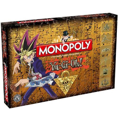 Monopoly yu-gi-oh! gra planszowa [winning moves] marki Muve