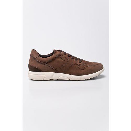 Geox - Buty, kolor brązowy