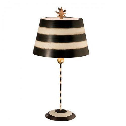 South beach table lamp nocna fb/southbeach/tl 79cm złoty-srebrny-czarny marki Elstead