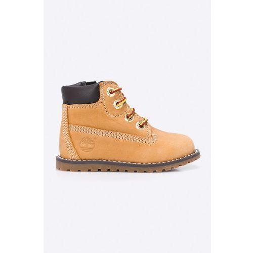 Timberland - Buty dziecięce Pokey Pine 6In Boot with