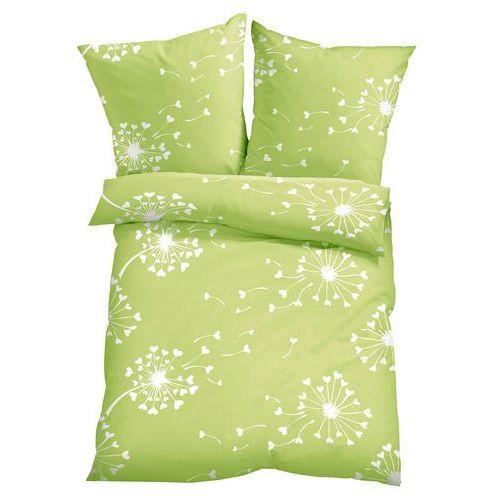 """Bonprix Pościel """"cerstin"""" żółto-zielony"""