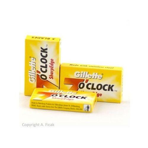 Żyletki Gillette 7 o´clock SharpEdge 5szt