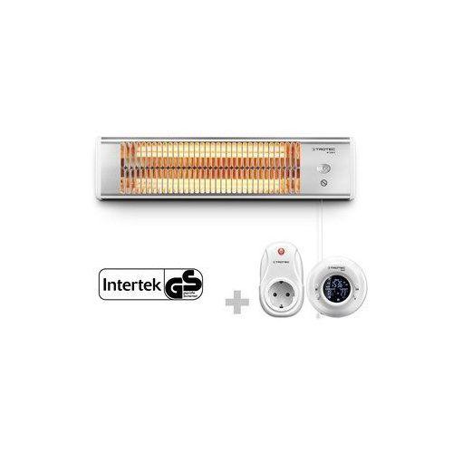 Promiennik ciepła podczerwieni IR 1200 S + Termostat radiowy BN35