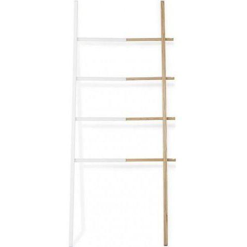UMBRA wieszak drabina HUB biały - drewno, stal, 320260-668 (10275052)