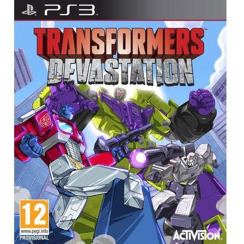 OKAZJA - Transformers Devastation (PS3)