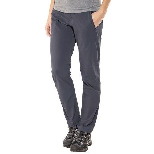 gamma lt spodnie długie kobiety szary 4 | 34 2018 spodnie wspinaczkowe marki Arc'teryx