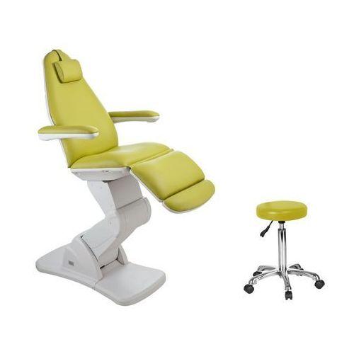 Activ Fotel kosmetyczny elektr. 2244 zielony