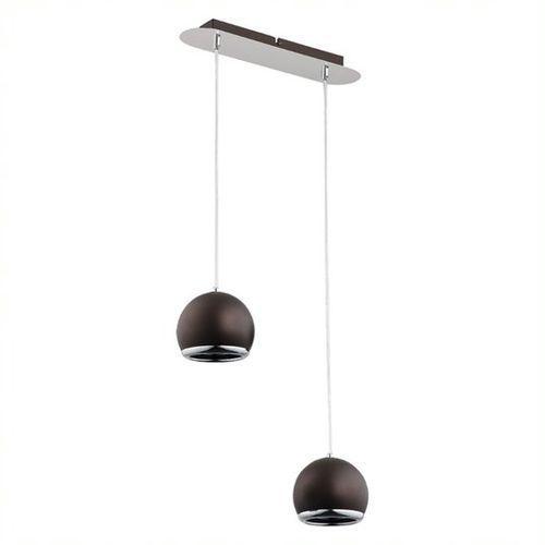 Ibra lampa wisząca 2-punktowa wenge O2382 W2 RW