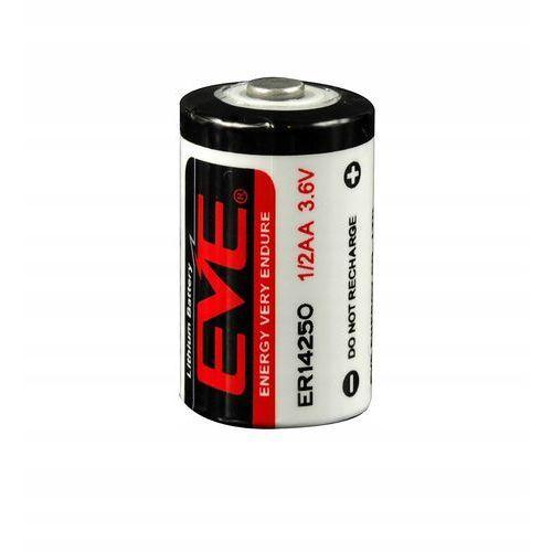 Eve Bateria er14250 1.2ah 3.6v 1/2aa 14.5x25.2mm (4260079100506)