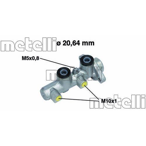 Pompa hamulcowa METELLI 05-0514, 05-0514