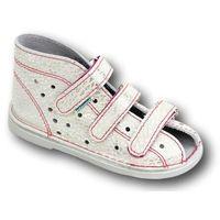 Adamki profilaktyczne buty wzór 014nm multi/kremowy
