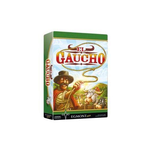 El gaucho. gra planszowa marki Egmont