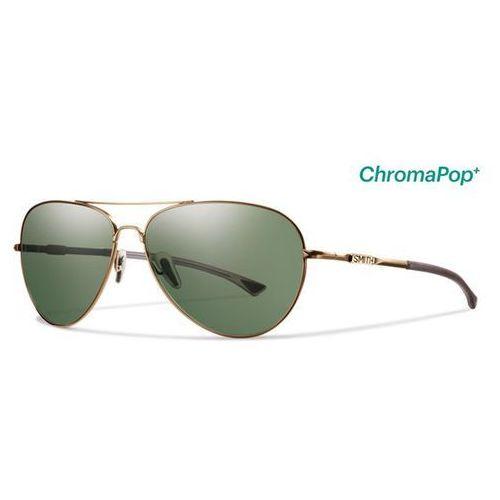 - audible matte gold polar grey green (aoz-60pz) rozmiar: os marki Smith