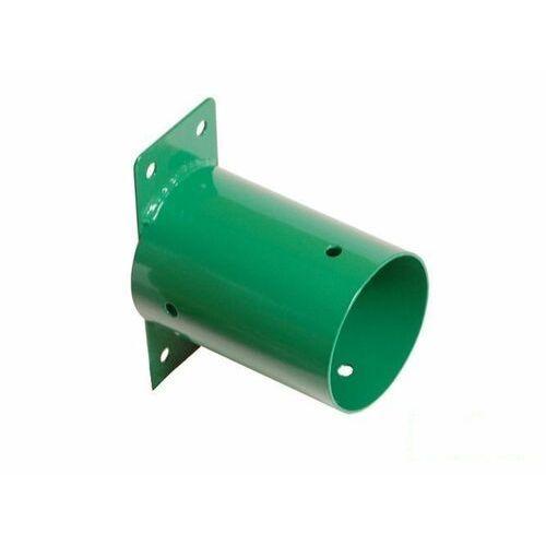 Łącznik ścienny Ø100 mm - zielony