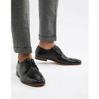 smart shoes in black leather - black marki Pier one
