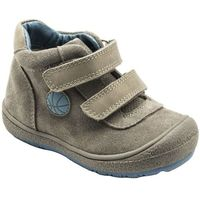Bugga buty chłopięce za kostkę, z piłką 20 brązowe (8595582537485)