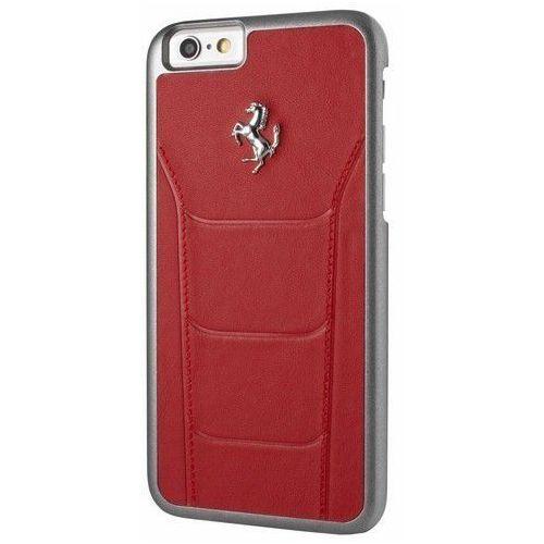 Ferrari Etui Hardcase FESEHCP6RE iPhone 6/6S czerwone DARMOWA DOSTAWA DO 400 SALONÓW !!, FESEHCP6RE