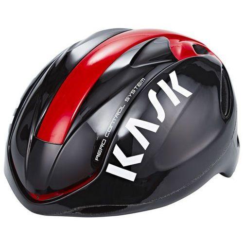 Kask Infinity Kask rowerowy czerwony/czarny M | 48-58cm 2018 Kaski szosowe