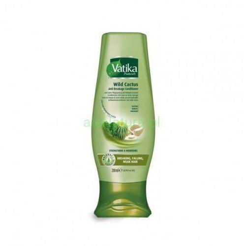 Odżywka przeciw wypadaniu włosów vatika - dziki kaktus 200 ml - dziki kaktus marki Dabur