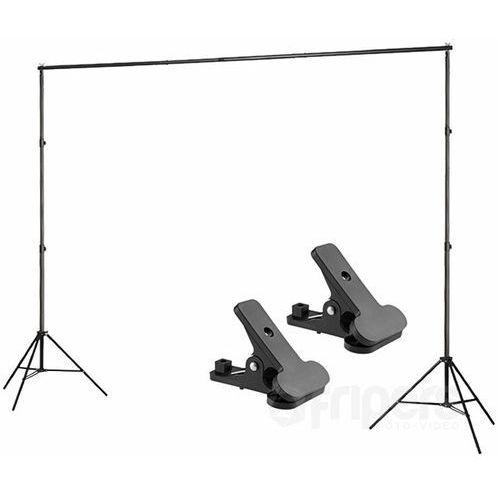 Freepower  zestaw zawieszania 300 cm ze składaną poprzeczką, kategoria: oświetlenie studyjne