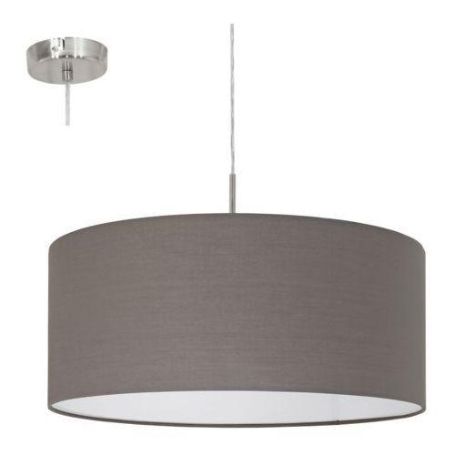 Eglo 31578 - lampa wisząca pasteri 1xe27/60w/230v (9002759315788)
