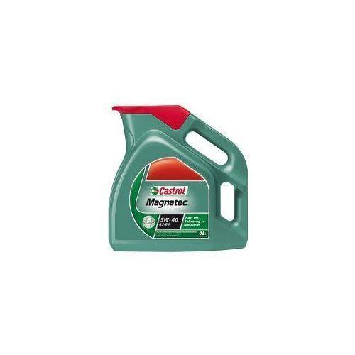Olej 5w40 5w-40 magnatec 4 l benzyna syntetyk, synthetic wrocław (1)... marki Castrol